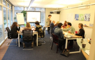 Cursus Scrum ProjectTeamWork